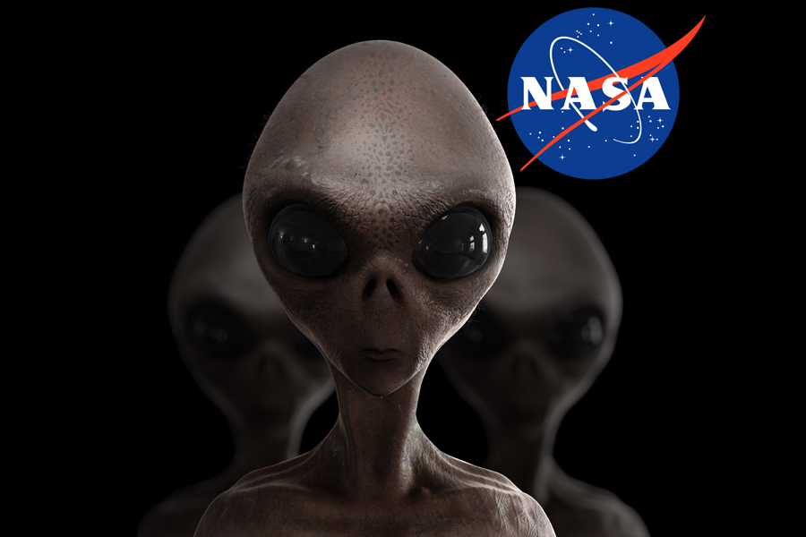 NASA to make a major announcement today, have aliens finally been found?