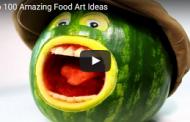 Top 100 Amazing Food Art Ideas