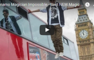 Dynamo Magician Impossible - Best NEW Magic Trick