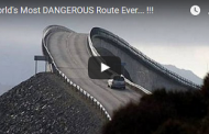 World's Most DANGEROUS Route Ever... !!!